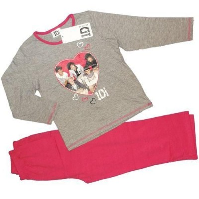 Pijama One Direction varias cores oficial