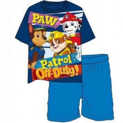 Pijama Patrulha Pata Verão Off