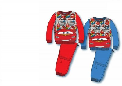 Pijama Polar Cars Mc Queen
