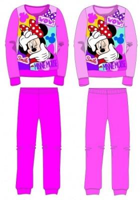 Pijama Polar Disney Minnie Smile