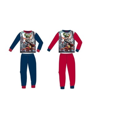 Pijama Polar Marvel Avengers Assemble pack 6 Unid