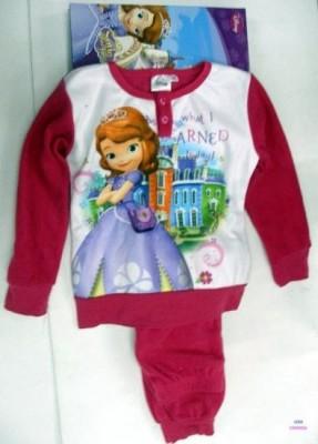 Pijama Polar Princesa Sofia