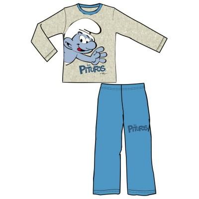 Pijama Smurfs
