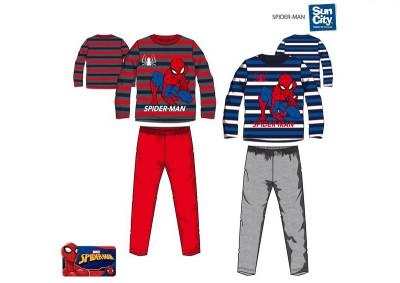 Pijama Spiderman Algodão Sortido