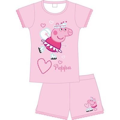 Pijama Verão Porquinha Peppa Skating