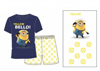 Pijama Yellow Bello! Minions