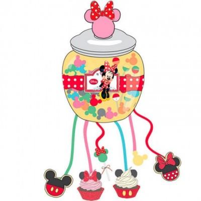 Pinhata da Minnie Disney Cafe