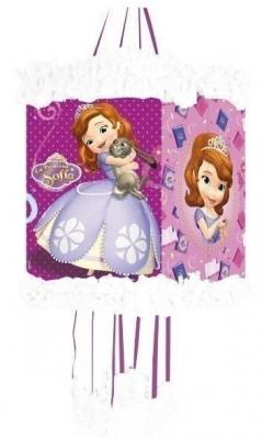Pinhata pequena Princesa Sofia (20x30cms)