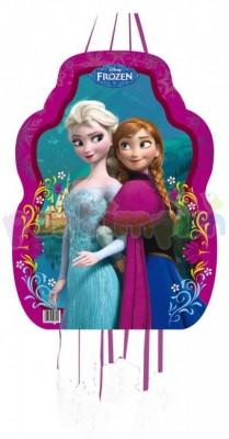 Pinhata Perfil Disney Frozen