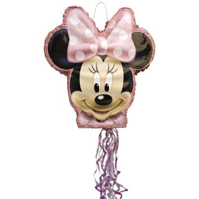 Pinhata Rosa Minnie Mouse