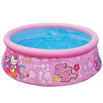 Piscina Redonda Hello Kitty