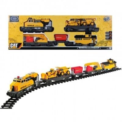 Pista Comboio Express CAT