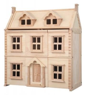 Plan Toys - Casa Bonecas Vitoriana Madeira