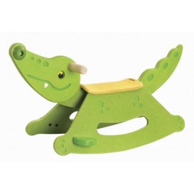 Plan Toys - Jacaré de Balanço