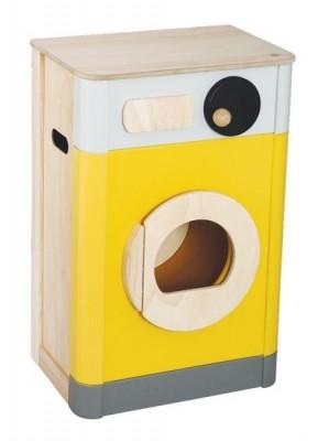 Plan Toys - Máquina Lavar Roupa Madeira Tamanho Grande Plan Toys