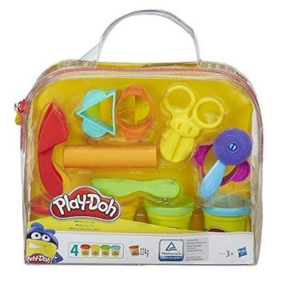 Plasticinas Play-Doh com moldes