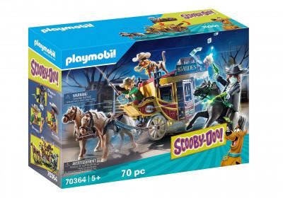 Playmobil Scooby-Doo - Aventura no Oeste Selvagem
