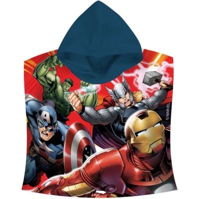 Poncho toalha Avengers Marvel Lightning