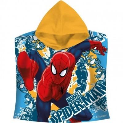 Poncho toalha Spiderman Marvel