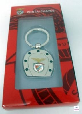 Porta Chave Ferradura Benfica