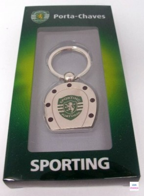 Porta Chave Ferradura Sporting