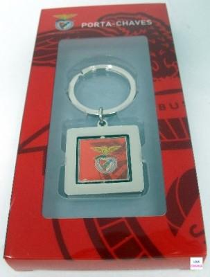 Porta Chave Quadrado SLB Benfica