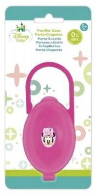Porta chupetas de Minnie Mouse