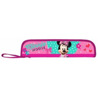 Porta-flautas Minnie Disney