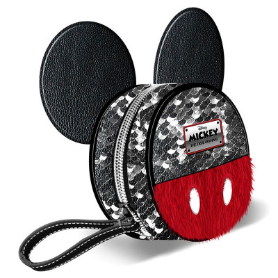 Porta Moedas Mickey Disney 3D