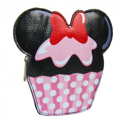 Porta Moedas Minnie Cupcake