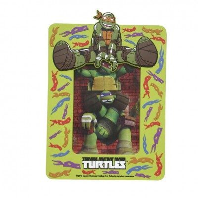Porta retratos Tartarugas Ninja