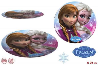 Prato Disney Frozen melanina
