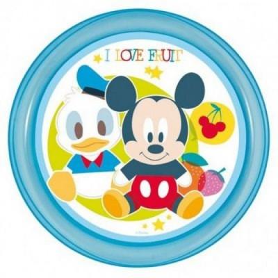 Prato micro basic Mickey