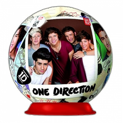 Puzzle 3D one Direction Ball
