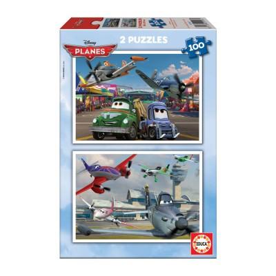 Puzzle Infantil Dusty Planes