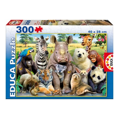 Puzzle Junior 300 A Foto da Turma