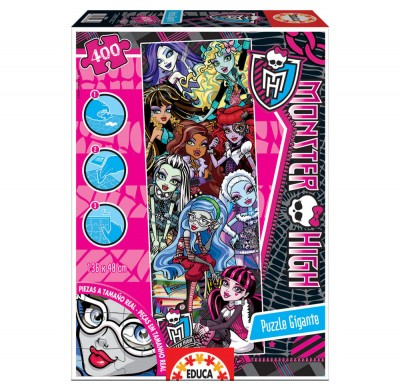 puzzle monster high 400p