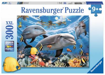 Puzzle XXL Golfinhos 300 peças