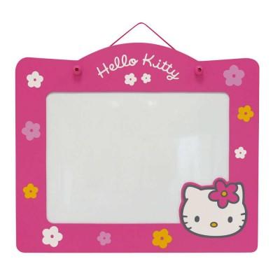 Quadro Dupla Face Hello Kitty