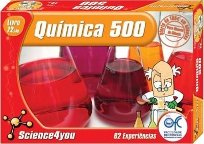Química 500 da Science4you