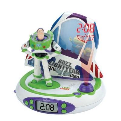 Rádio Despertador c/ Projector Toy Story