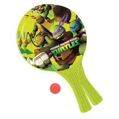 Raquetes Tartarugas Ninja