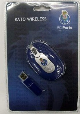 Rato óptico wireless FC Porto