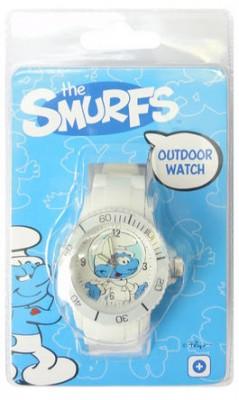 Relógio de pulso Smurfs