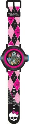 Relógio Monster High com Projetor