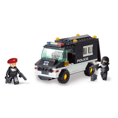 Riot Police Carrinha Intervenção Polícia