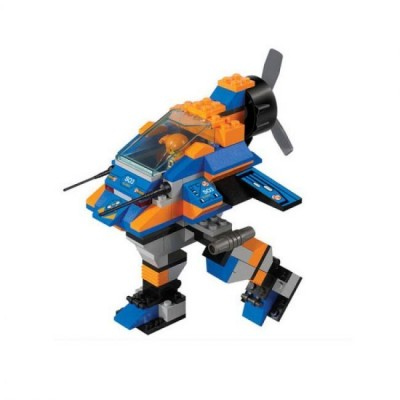 Robots Space Fighter Ray