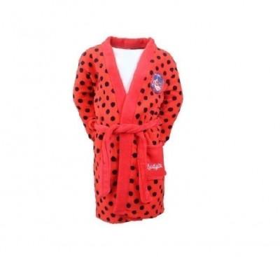Roupão Ladybug Vermelho