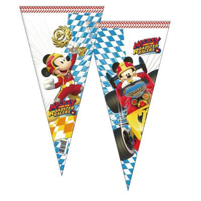 Saco Cone Brindes Mickey Super Pilotos