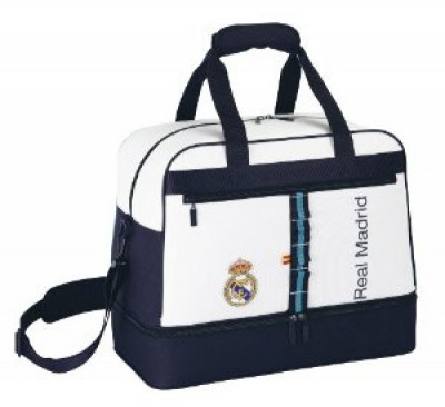 Saco desporto c/ bolsa ténis Real Madrid